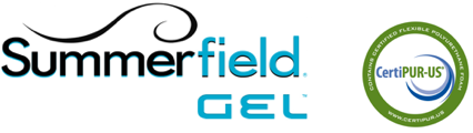 Summerfield Gel Memory Foam Mattress Logo