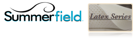 Summerfield Latex Mattress Series Logo