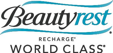simmons bedding logo. Simple Simmons Simmons Beautyrest Recharge World Class Englewood Cliffs Plush Mattress Throughout Bedding Logo