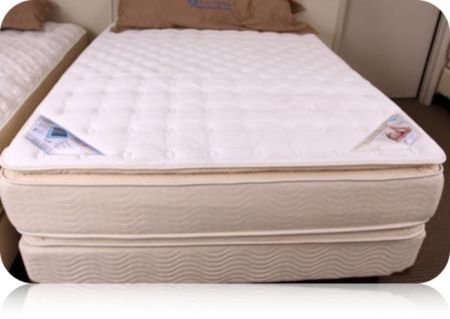 Contour Care Windsor Two Sided Pillow Top Mattress By