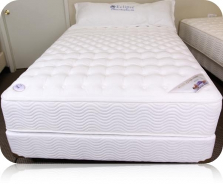 Conformatic Brussels Plush Mattress By Eclipse