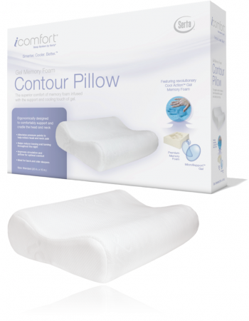 serta icomfort free style gel memory foam pillow - Serta Icomfort Reviews