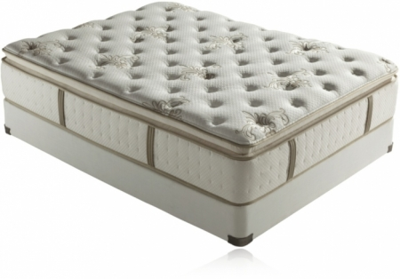 Stearns And Foster Core Audra Luxury Firm Euro Pillow Top