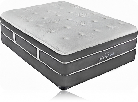 Summerfield Hotel Series Valentina Plush Pillow Top Mattress