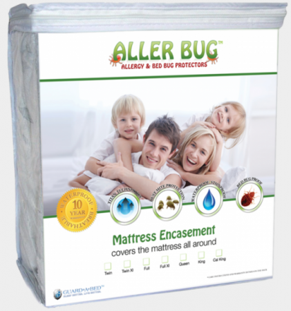 TITAN Aller Bug Mattress Encasement