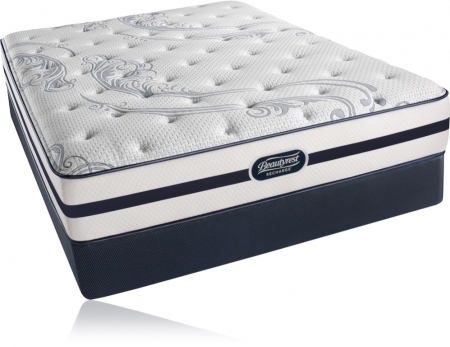 Simmons Beautyrest Recharge Cherrydale Plush Mattress