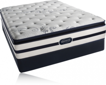Simmons Beautyrest Recharge Cherrydale Luxury Firm Pillow Top Mattress