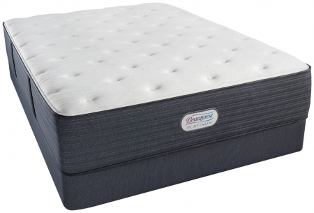 Simmons Beautyrest Recharge World Class Platinum Jaycrest Plush Mattress