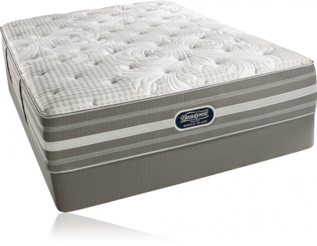 Simmons Beautyrest Recharge World Class Fishers Island Plush Mattress