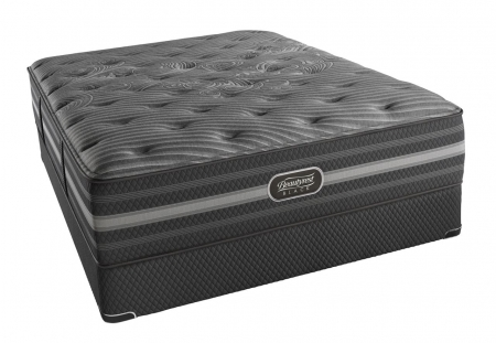 Simmons Beautyrest Black Mariela Plush Mattress