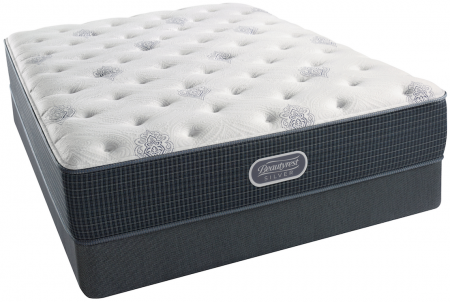 Simmons Beautyrest Recharge Silver Tidewater Plush Mattress