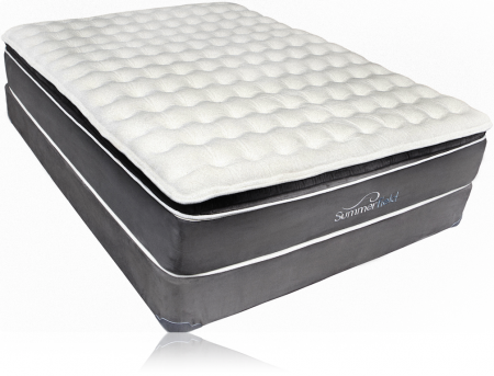 Queen Summerfield Hotel Series Ariel Pillow Top Mattress