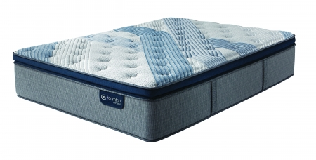 Serta iComfort Hybrid Blue Fusion 5000 Cushion Firm Pillow Top Mattress