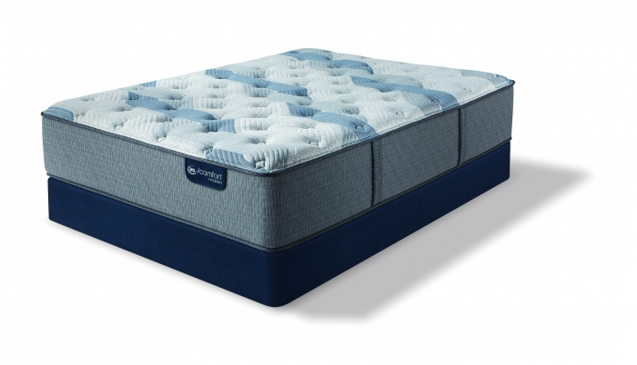 Serta iComfort Hybrid Blue Fusion 100 Firm Mattress