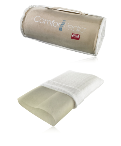 Simmons Comforpedic Harmony Advanced Memory Foam Pillow