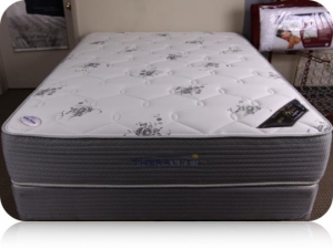 Prism Elite Black Firm Mattress By Therapedic