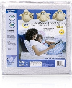 Serta Mattress Protector Defender Plus