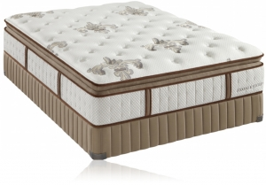Stearns And Foster Estate Alecia Luxury Plush Euro Pillowtop Mattress