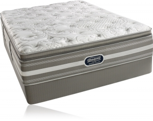 Simmons Beautyrest Recharge World Class Englewood Cliffs Luxury Firm Pillow Top Mattress