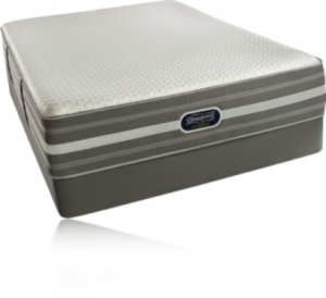 Simmons Beautyrest Recharge Hybrid Leverett Firm Mattress