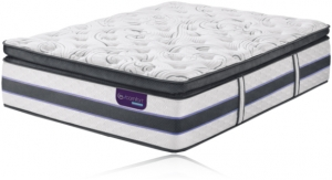 Serta iComfort Hybrid HB700Q Super Pillow Top Mattress