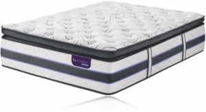 Serta iComfort Hybrid HB500Q Super Pillow Top Mattress