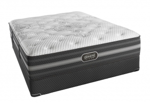 Simmons Beautyrest Black 2016 Desiree Luxury Firm Mattress