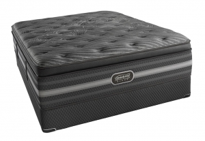 Simmons Beautyrest Black Natasha Luxury Firm Pillow Top Mattress