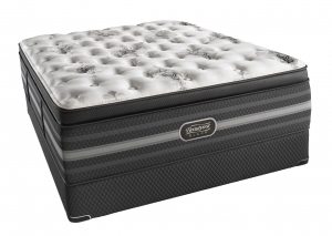 Simmons Beautyrest Black Sonya Luxury Firm Pillow Top Mattress