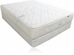 QUEEN: Summerfield Traditional Two Side Series Geneva Extra Firm Mattress
